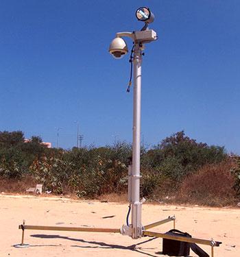 Lightweight Masts