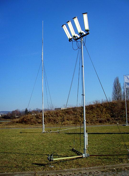 Super Primo Lightweight Masts